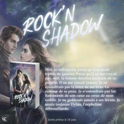 Extrait Rock'n Shadow de Elle Séveno