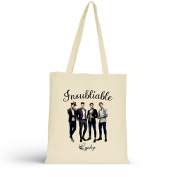 Tote bag Inoubliable