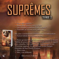 Extrait Suprêmes 2