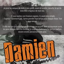 Extrait Damien de Katja Lasan