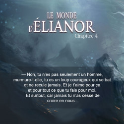 Extrait - Le Monde d'Elianor 4 de Liah Waureel