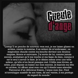 Extrait Gueule d'Ange - Tome 2 de Katja Lasan