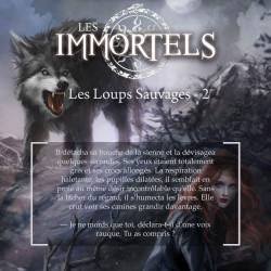 Extrait Les Immortels Tome 2 de Amanda Bayle