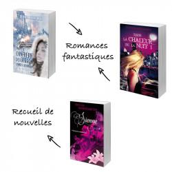 Pack Noël - 4 romans
