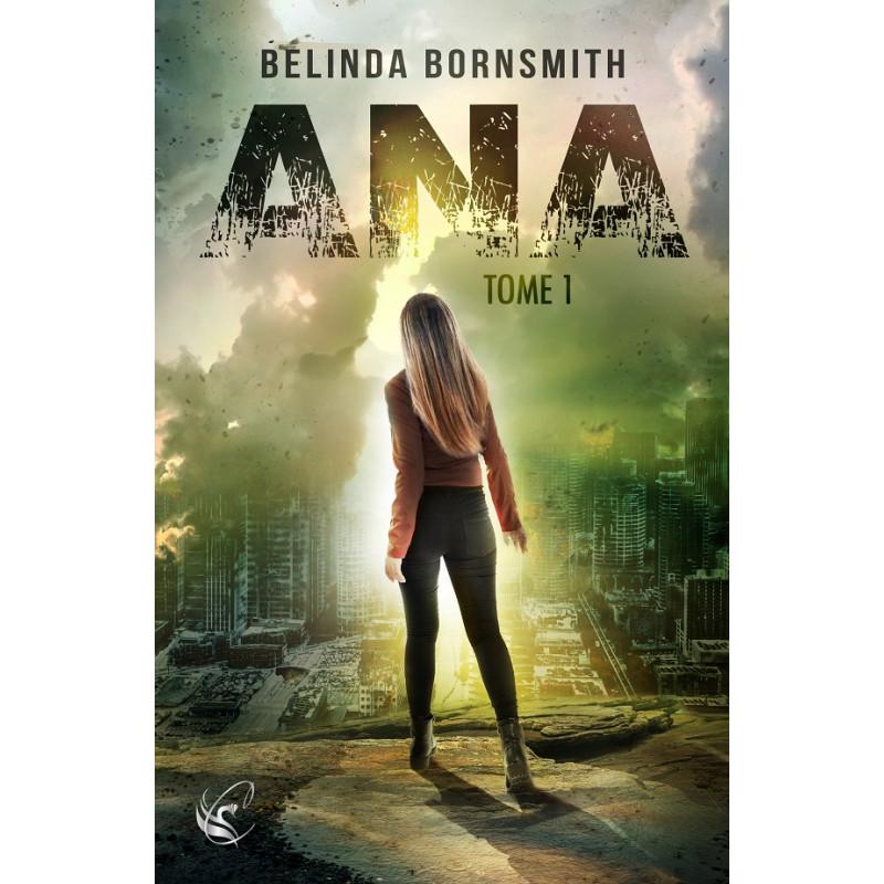 Couverture ANA de Belinda Bornsmith