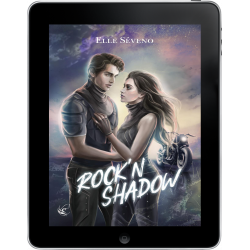 couverture epub Rock'n Shadow
