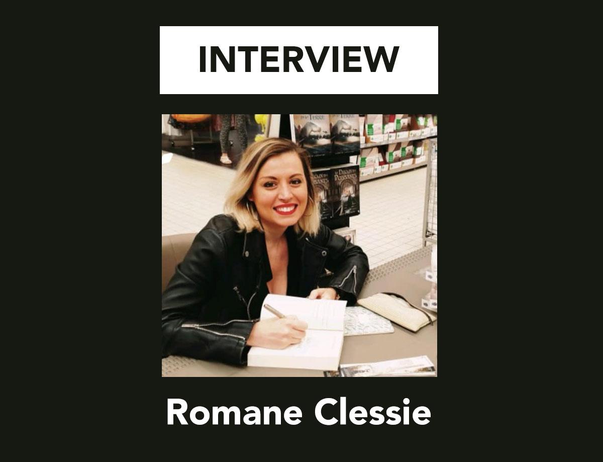 Interview de Romane Clessie